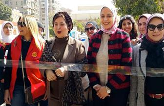 افتتاح معرض الملابس الخيري الخامس بكلية البنات جامعة عين شمس   صور