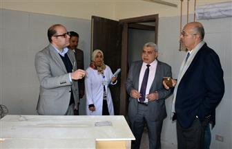 13 سرير عناية مركزة وعيادات تخصصية بمستشفى الصدر الجديد بجامعة طنطا | صور