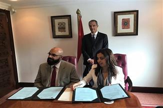 """وزير الاتصالات يشهد توقيع خطاب بين """"إيتيدا"""" وUiPath العالمية للبرمجيات"""