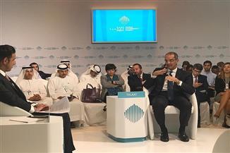 وزير الاتصالات يستعرض تجربة مصر في تطوير الشراكة بين القطاعين الحكومي والخاص