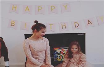 """""""السلطانة هويام"""" تحتفل بعيد ميلاد ابنتها   صور"""