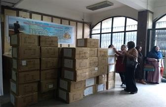 الإدارات التعليمية في القاهرة تتسلم التابلت للصف الأول الثانوي|صور