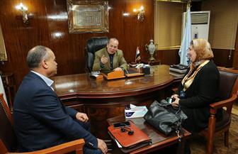 محافظ كفرالشيخ يناقش استعدادات افتتاح مستشفى الأسنان بدسوق مع مصر الخير|صور