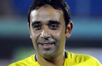 سمير عثمان يدير مباراة احتفالية الأهلي باستاده الجديد
