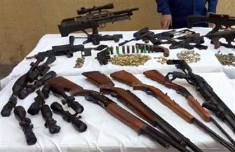 ضبط 25 قطعة سلاح وتنفيذ 2078 حكما قضائيا بحملة أمنية فى سوهاج