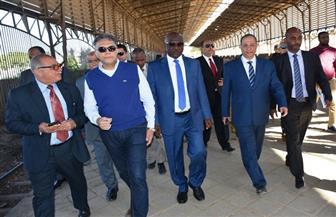 عرفات: تطوير الملاحة النهرية لفتح أسواق جديدة وزيادة التجارة مع السودان
