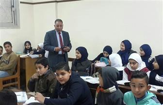 وكيل وزارة التربية والتعليم يتفقد مدارس دمياط ويحيل المقصرين للتحقيق | صور