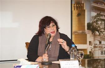 وزيرة الثقافة تعلن خريطة الاحتفالات برئاسة مصر للاتحاد الإفريقي | صور