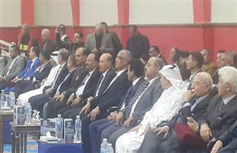وزير الرياضة ورئيس اللجنة الأوليمبية يحضران افتتاح البطولة العربية لشباب الملاكمة