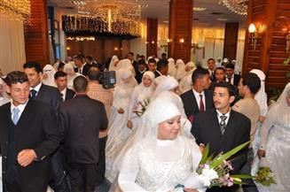 """محافظ الشرقية: حفل زفاف جماعي لـ 7 فتيات ضمن مبادرة """"حياة كريمة"""""""