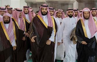 ولي العهد السعودي يطلع على توسعات الحرم المكي الشريف | صور