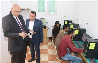 """""""التنظيم والإدارة"""" يبدأ تقييم المتقدمين لعضوية المجلس التطوعي للشباب بالوادي الجديد   صور"""