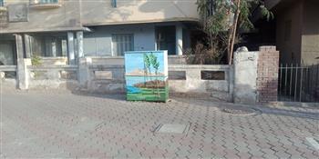 محافظة القاهرة: تحويل أكشاك الكهرباء إلى لوحات فنية بدءا بمحيط محطات المترو | صور