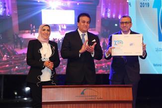 عبدالغفار يشهد مراسم احتفالية المعهد القومي لعلوم البحار والمصايد بمناسبة مرور 100 عام على إنشائه