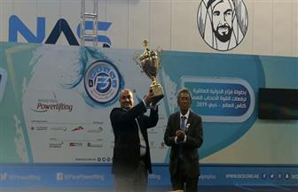 وزير الرياضة يشيد بنتائج أبطال مصر في بطولة فزاع الدولية لرفع الأثقال الباراليمبية