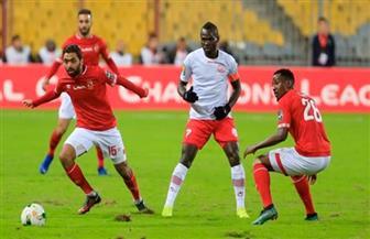 شاهد ملخص مباراة الأهلى وسيمبا التنزانى بدورى أبطال إفريقيا | فيديو