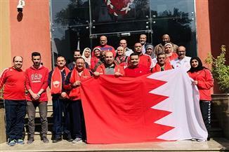 سفارة البحرين بالقاهرة تحتفل بيوم المملكة الرياضي بشوارع المحروسة | صور