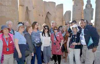 وزيرة السياحة تعلن توفير تكاليف تطوير المراسي  فيديو وصور