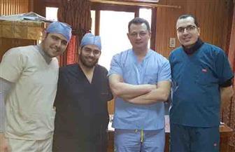 """جامعة المنصورة: إجراء جراحة لتصغير معدة مريضة """"بدون دبابيس"""""""
