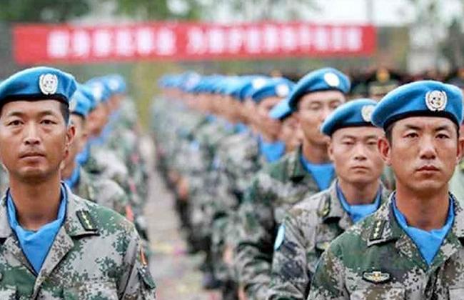 مسئول صيني: 80% من قواتنا في  حفظ السلام  موجودة في إفريقيا -