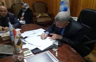 """سرحان مديرا لفرع شركة مياه الشرب في """"السنطة"""" بالغربية"""