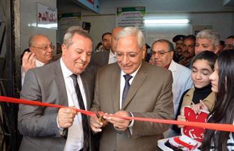 افتتاح توسعات منية النصر والمنزلة بتكلفة 58 مليون جنيه | صور