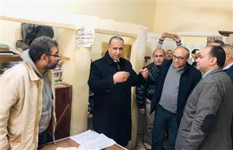 نائب محافظ الإسكندرية يقود حملة تموينية غرب المدينة| صور