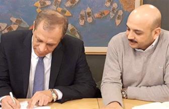 حاتم زكريا يتقدم بأوراق ترشحه لانتخابات التجديد النصفي بنقابة الصحفيين