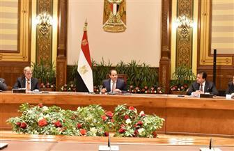 الرئيس السيسي يشيد بدور الجامعة الأمريكية عبر 100 عام في خدمة التعليم بمصر