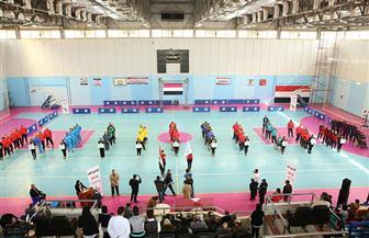 انطلاق دوري كرة الطائرة جلوس رجال بمشاركة ١٢ ناديا بالصالة المغطاة باستاد كفرالشيخ| صور