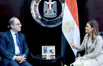 """""""صندوق النقد"""": الاصلاحات الاقتصادية بقيادة الرئيس السيسى جعلت مصر من أوائل الدول الجاذبة للاستثمارات"""