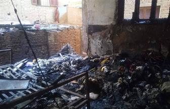 تفاصيل تفحم أسرة بأكملها بمدينة أرمنت جنوب غرب الأقصر