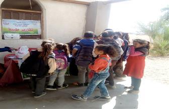 توقيع الكشف الطبي علي 184 حالة مرضية بقافلة وادي الشرفا ووادي سبيتة بشرم الشيخ | صور