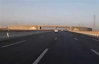 إغلاق طريق الإسماعيلية الصحراوي جزئيا لمدة 4 أشهر لتوسعته