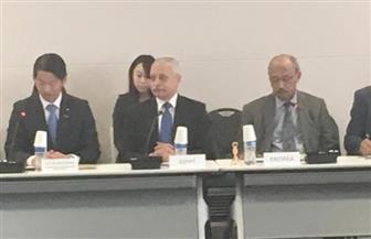 السفارة المصرية في طوكيو ترأس الملتقى الدوري لمجلس السفراء الأفارقة باليابان