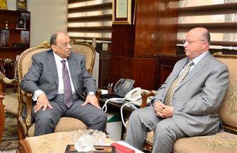تكليفات وزير التنمية المحلية لمحافظ القاهرة خلال جولتهما في المطرية
