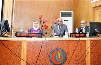 افتتاح المؤتمر السنوي لقسم الأنف والأذن والحنجرة بجامعة المنصورة |صور