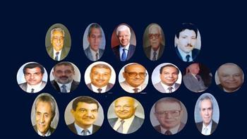 """رجال أعمال الإسكندرية تكرم """"الوكيل"""" و""""دلاور"""" و20 مؤسسا للجمعية"""