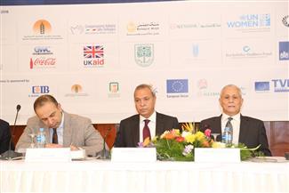 محافظ قنا: تطوير شامل للبنية التحتية للمناطق الصناعية بصعيد مصر | صور
