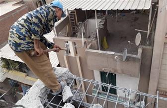 محافظ الغربية: إزالة 42 حالة تعد ومخالفات بناء خلال أسبوع