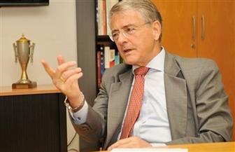 """سفير ألمانيا بالقاهرة: حصول """"ديا"""" على امتياز جديد للتنقيب عن الغاز خطوة لتقوية العلاقات مع مصر"""