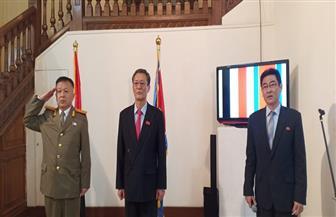 سفير كوريا الشمالية بالقاهرة: علاقاتنا مع مصر صداقة وتعاون تاريخية.. وندعمها في الحرب ضد الإرهاب