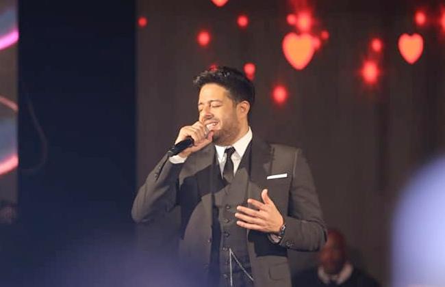 محمد حماقي: حرصت على إطلاق ألبومي الجديد في  عيد الحب   صور -