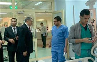 """""""القوى العاملة"""" تتابع أحوال المصريين المرضى في الرياض"""