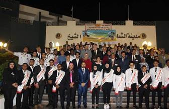 شباب معسكرات البيئة بشرم الشيخ يطالبون الاتحاد العربي بفعالية تعقد تحت رعاية الرئيس السيسي | صور