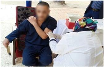 قافلة طبية لتطعيم نزلاء ونزيلات سجن طنطا