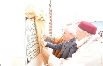 محافظ مطروح يفتتح مسجد المطاريح بعد تجديده بتكلفة 400 ألف جنيه| صور