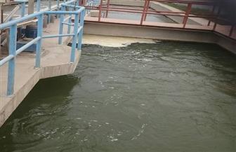 عودة المياه لمراكز أوسيم وكرداسة ومنشأة القناطر بالجيزة  صور