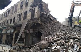 """بعد أزمة """"وكالة العنبريين"""".. هدم المباني التراثية والتاريخية يثير الجدل.. وخبراء: هدفه مسح الهوية"""