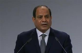 الرئيس السيسي: أولويات الاتحاد الإفريقى تتمحور هذا العام حول دفع التعاون الاقتصادى الإقليمي